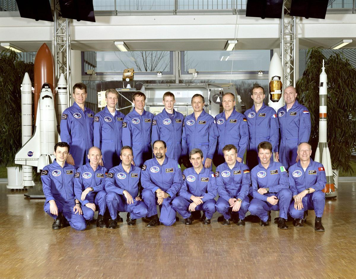 astronaut corps - photo #8